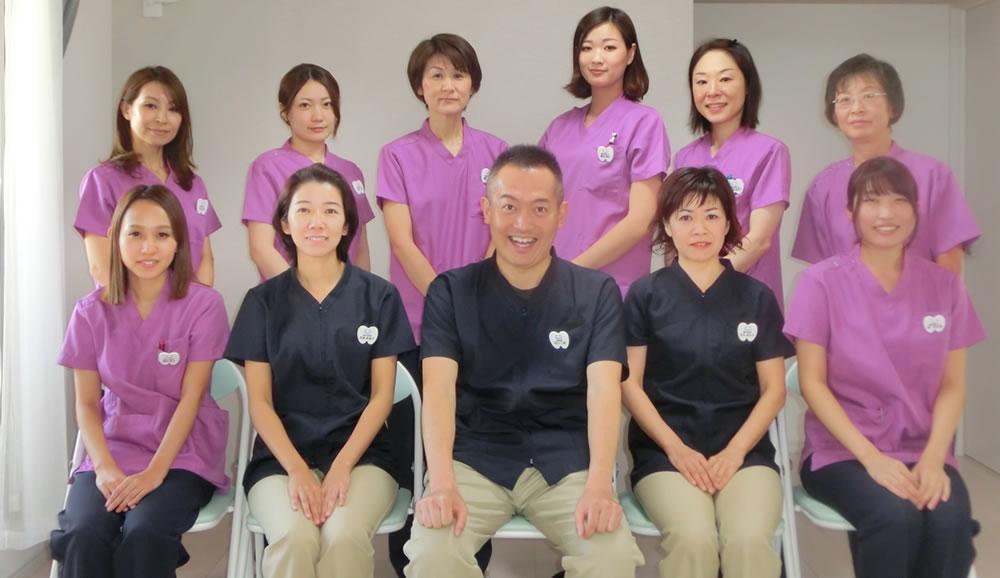 二郎歯科スタッフ