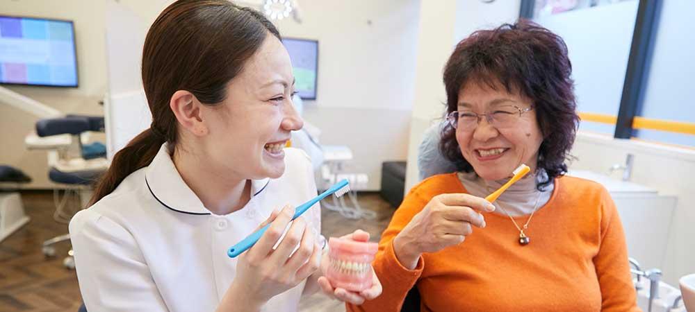 予防歯科・クリーニング